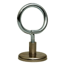 CableWholesale 30MA-01302 1.25 inch Magnetic Bridle Ring, 90 lbs pull strength, 1/4-20 threading, 10 pieces/bag