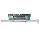 CableWholesale 31P1-10300 SCSI Computer Slot Adapter, Internal IDC 50 Male to External HPDB50 (Half Pitch DB50) Female