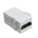 CableWholesale 329-00400WH Keystone Insert, White, HDMI Female Coupler