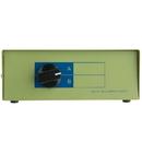 CableWholesale 40B1-01602 AB 2 Way Switch Box, BNC Female
