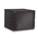 CableWholesale 61C2-11209 Rackmount Fixed Wall Mount Cabinet, 9U