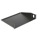 CableWholesale 61S1-11202 Rackmount Value Line Shelf, 19 inch Rack 14.75 deep inch, 2U