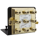 CableWholesale 70-0038 8 Way Splitter 2.4 GHz on Mounting Bracket