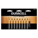 CableWholesale 9082-02016 Duracell CopperTop Alkaline Batteries, AA, MN1500B16Z, 16/PK