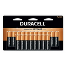CableWholesale 9082-02020 Duracell CopperTop Alkaline Batteries, AA, MN1500B20Z, 20/PK