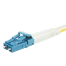 CableWholesale LCLC-01208 Fiber Optic Cable, LC / LC, Singlemode, Duplex, 9/125, 8 meter (26.2 foot)