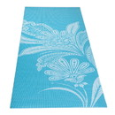 Tone Fitness HHY-TN004T Floral Patterned Yoga Mat