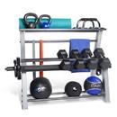 CAP Fitness RK-CB3H Accessories Metal Storage Rack
