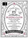 Cape Cod Polish 8824 Buffing Cloth