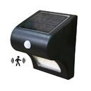 Classy Caps SL133 Solar Motion Sensor Deck & Wall Light
