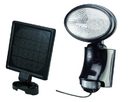 Classy Caps SL500 Solar Security Light Black