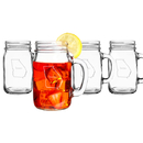 Cathy's Concepts 1190HS Home State  Old Fashioned Drinking Jars (Set of 4)
