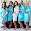 Cathy's Concepts 1805 Personalized Satin Robe