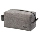 Cathy's Concepts 4043GY Personalized Grey Dopp Kit