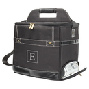 Cathy's Concepts 4918BK Personalized Black Can Dispenser Cooler