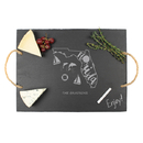 Cathy's Concepts HS2-2185 Personalized My State Slate Serving Tray