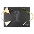 Cathy's Concepts LOB-2185 Personalized Lobster Slate Serving Board