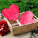Cathy's Concepts PR16 DIY Heart Fan Program Paper Kit