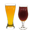 Cathy's Concepts WH2223 Hubby & Wifey Pilsner Set