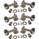 Gotoh P-GGT-13-X Tuners - Gotoh, Mini 510, 3 per side