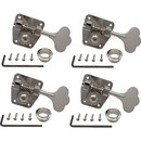 Tuners - Gotoh, Large Nickel for Bass, 4-in-a-line