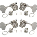 Gotoh Res-O-Lite GB528 Vintage Style Bass Machine Head Set Nickel (2 per side)