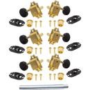 Tuners - Gotoh, SD510, gold, round knobs