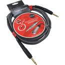 Grover P-GRV-GP2X0 Cable - Grover, Instrument, Noiseless, Braided, Gold-Plated Plug