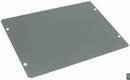 "Cover Plate, 20 Gauge Steel, 7"" x 5"", Hammond"