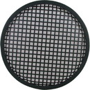 CE Distribution P-HSG0X Speaker Grill - Flat Black, metal with rubber trim