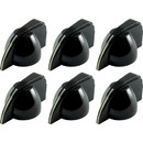 Chicken-head Knob, Fender (6 pieces)