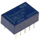 CE Distribution P-RP-TQ2-L-5V Relay - Panasonic, DPDT, 5V, Single Coil, Latching