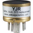 Yellow Jackets P-YJR Solid State Rectifier - Yellow Jackets® YJR, For 5AR4, 5U4, 5Y3
