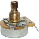 Fender R-V250K-SP-NL Potentiometer - Fender®, 250kΩ, Knurled Shaft, No Load