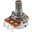 "Potentiometer - 300K Linear, 16mm, ¼"" Knurled, Push-On"