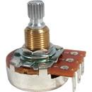 Potentiometer - Bourns, 250/300/500K Linear Taper, Knurled Split Shaft