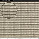 Grill Cloth - Black / Silver / Gray, 34