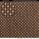 """Generic S-G313 Grill Cloth - Brown Basket, 34"""" Wide"""