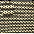 "Grill Cloth, Original Marshall, Salt & Pepper, 32"" Wide"