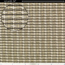 Grill Cloth - Black / Silver / Beige, 34