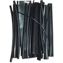 "Heat Shrink - Assorted Diameters, 23 pieces, 6"" each"