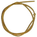 CE Distribution S-W102G Wire - 18 Gauge Braided Power Cord, Parallel Gold, Per Foot