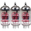 JJ Electronic T-12AX7-S-JJ-3 Vacuum Tube - 12AX7 / ECC83, JJ Electronics, package of 3