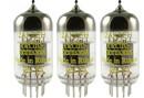 Vacuum Tube - 12AX7 / ECC83, Electro-Harmonix, package of 3