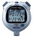 SEIKO S057 - 100 Lap Memory Dual Timers