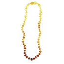 """Camden Rose Baltic Amber Necklaces, 12-13"""" Long"""