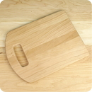 "Camden Rose 6519 Cherry Breakfast Board, 8"" x 12"""