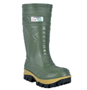 COFRA 00040-CU8 Thermic D.Green EH PR, Pu/Rubber Boot/Composite Toe/Apt Plate/Completely Metal Free