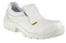 COFRA 10390-CU0 Steam SD PR, White Lorica Shoe/Composite Toe/Apt Plate/Dual Density Pu Sole/Metal Free