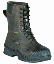 COFRA 21513-CU1 Energy Brown EH PR CS Chainsaw boots Made Of Brown Nubuck + Goretex/Steel Toe/Apt Plate Man's Boots